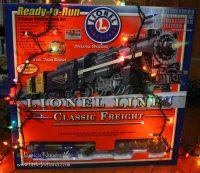 Spike's Railhead in Lowell, Indiana Train Set for one lucky little Indiana fan!