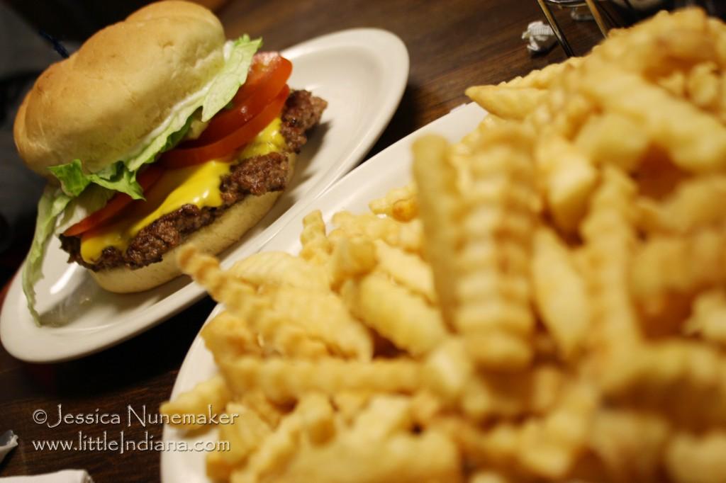 Lynn's Restaurant in Roann, Indiana: Good Food and Plenty of It!