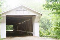 Adams Mill Bridge in Cutler, Indiana