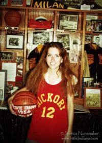 Milan, Indiana Hoosiers Museum New Member of The Team