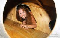 Marengo, Indiana Cave Simulator: little Indiana Tackles The Crawl