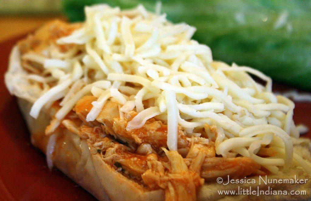Slow Cooker Recipes Buffalo Chicken Sandwiches