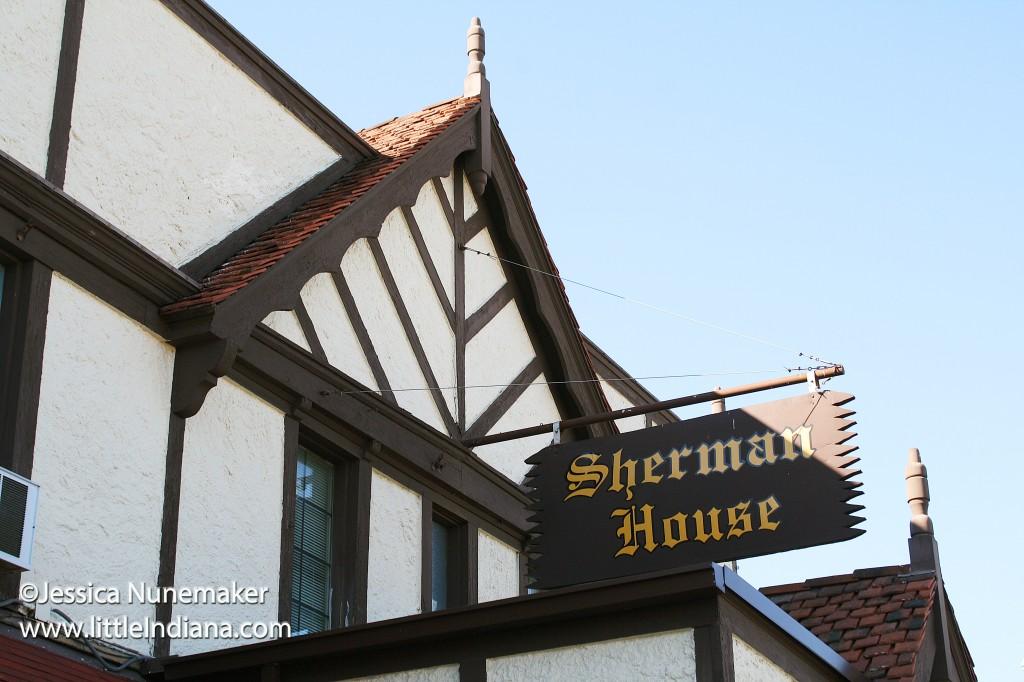 Sherman House Inn in Batesville, Indiana