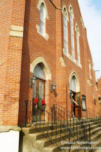 Trinity United Methodist Church Pancake Breakfast in Rockport, Indiana