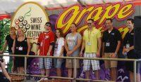 Vevay, Indiana: Swiss Wine Festival