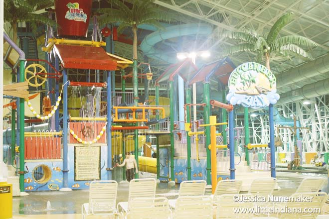 Big Splash Adventure Indoor Water Park in French Lick, Indiana