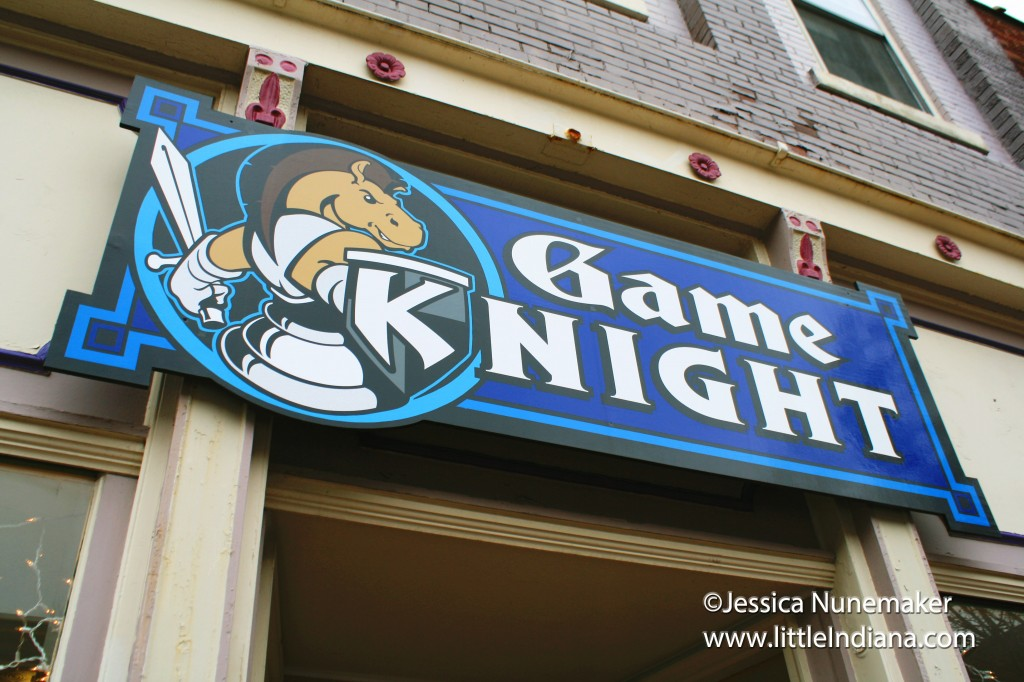Game Knight Game Store in Huntingburg, Indiana