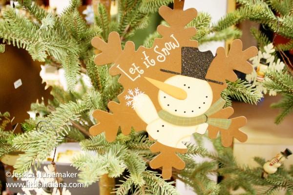 Holly Tree Christmas and Seasonal Shop in Santa Claus, Indiana