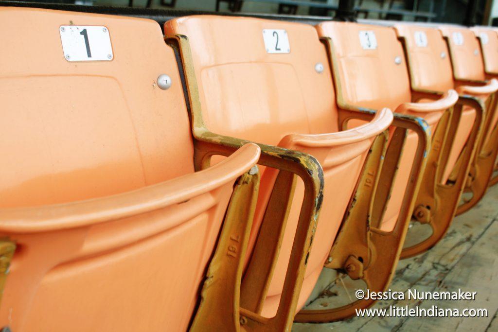 League Stadium in Huntingburg, Indiana