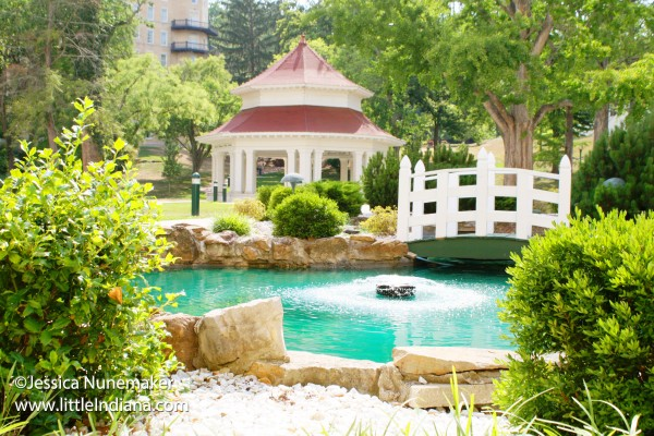 French Lick Springs Resort in French Lick, Indiana