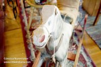 Log House Antiques in Cambridge City, Indiana Rocking Horse