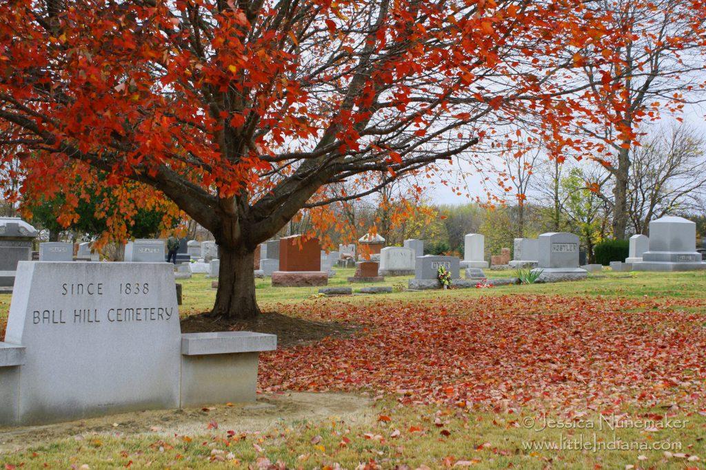 Ball Hill Cemetery: Cutler, Indiana