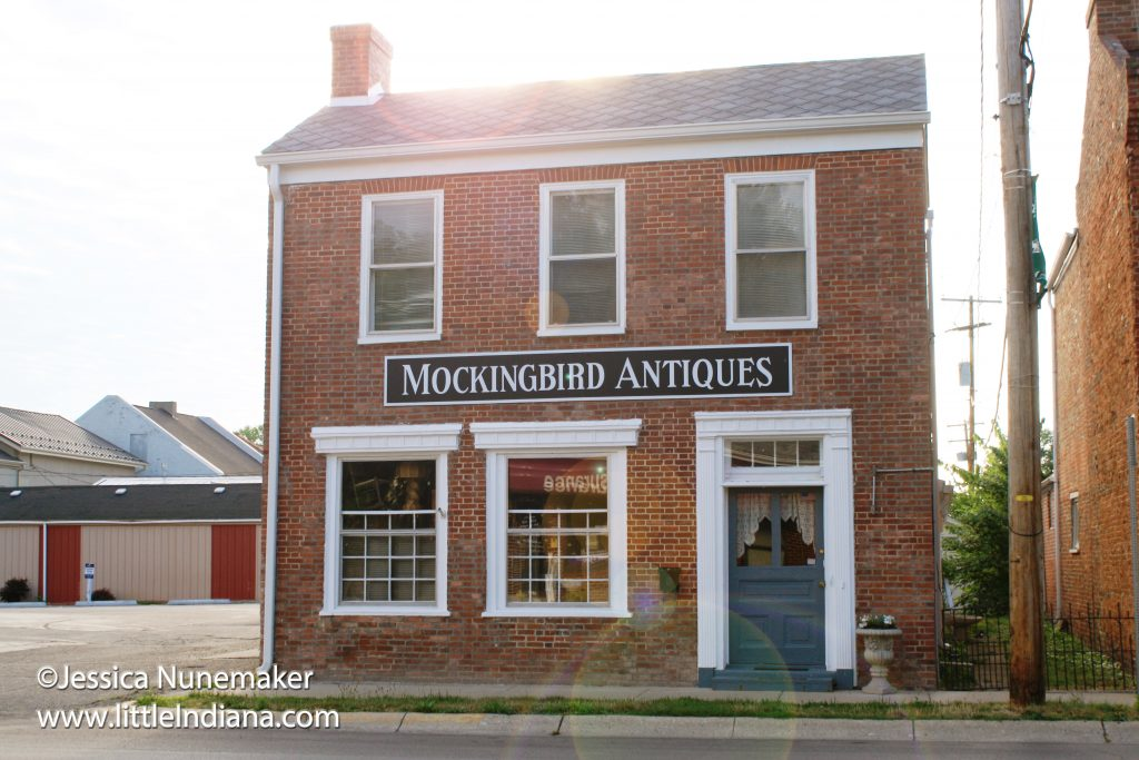 Mockingbird Antiques in Centerville, Indiana