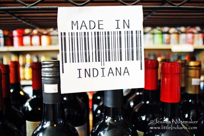Made in Indiana: Arcadia Wine & Spirits Carries Indiana Products