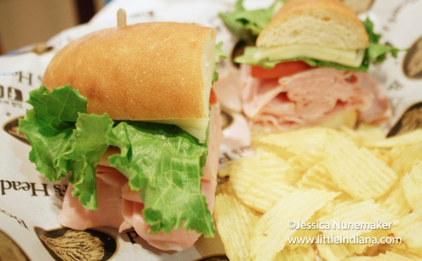 Spring No. 8 Deli at French Lick Springs Resort in French Lick, Indiana