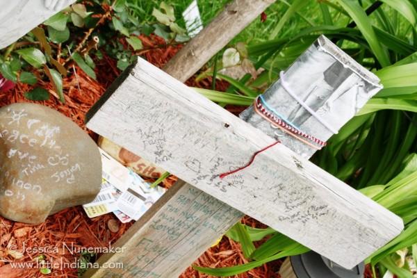 Richard Shannon Hoon Grave in Dayton, Indiana