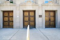 Fountain County Courthouse: Covington, Indiana
