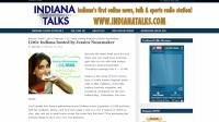 Jessica Nunemaker: little Indiana on Indiana Talks