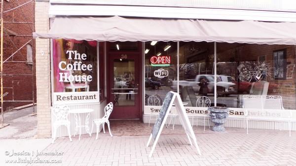 The Coffee House in Scottsburg, Indiana