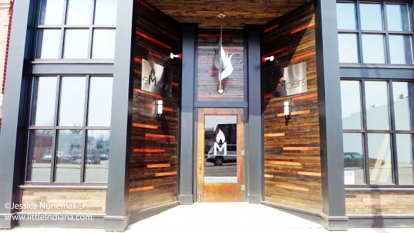 eMbers Venue Exterior in Rensselaer, Indiana