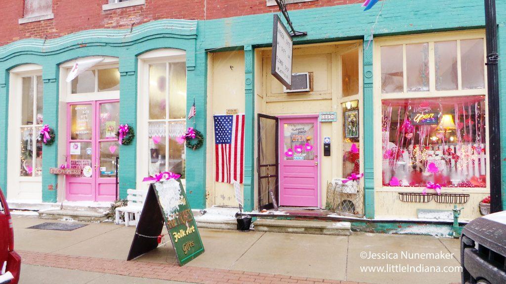 Garden Gate Gift and Flower Shop in North Salem, Indiana