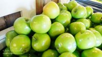 The Beehive in Danville, Indiana Organic Apples