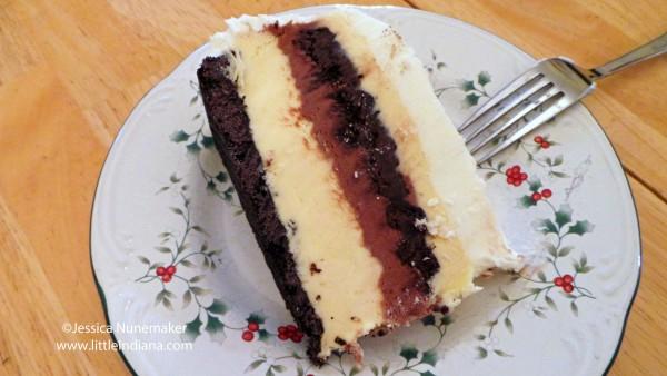 Homemade Ice Cream Cake Recipe