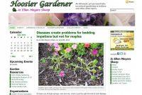 Indiana Blogs: Hoosier Gardener