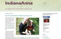 Indiana Blogs: Indiana Anna