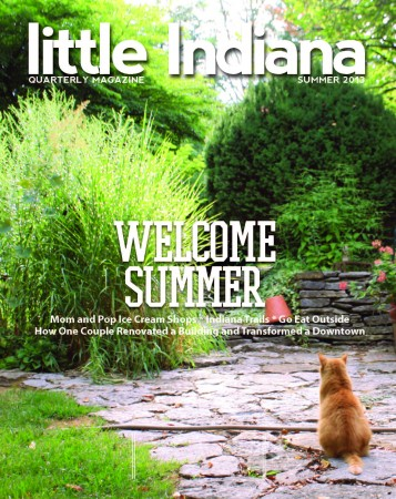 little Indiana SUMMER 2013 Magazine Cover
