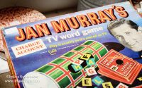 Webb Antiques in Centerville, Indiana Vintage Board Games