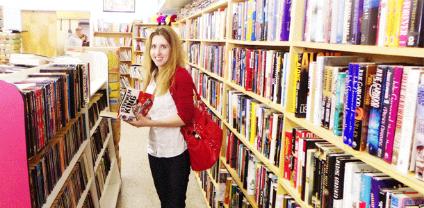 That Book Place in Madison, Indiana