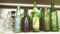Countryside Antiques and Collectibles in Winchester, Indiana Vintage Bottles