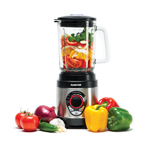 Dynablend® Horsepower Plus™ Blender: Image Used with Permission