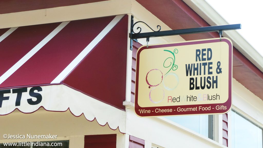 Red, White, and Blush in Corydon, Indiana