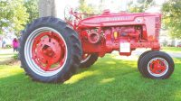 1953 Farmall Tractor: Tractors Have Come a Long Way