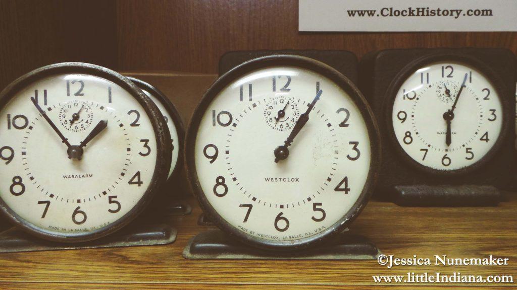 Bill's Clockworks in Flora, Indiana