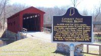 Cataract Falls in Cataract, Indiana
