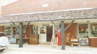 Log Cabin Antiques in Roann, Indiana