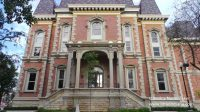 Randolph County Courthouse in Winchester, Indiana