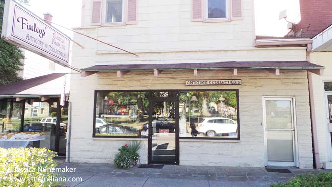 Finley's Antiques and Custom Framing in Tell City, Indiana