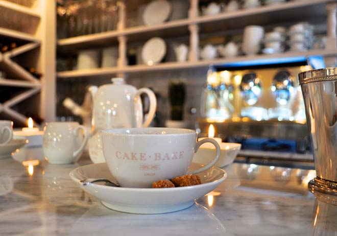 The Cake Bake Shop in Indianapolis, Indiana