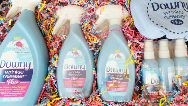 Downy Wrinkle Releaser Plus Review