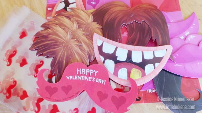 Peaceable Kingdom Valentines Cards