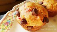 Chocolate Cherry Cordial Muffins Recipe