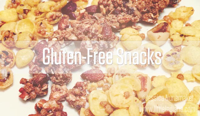 Gluten Free Snacks Bakery on Main Granola
