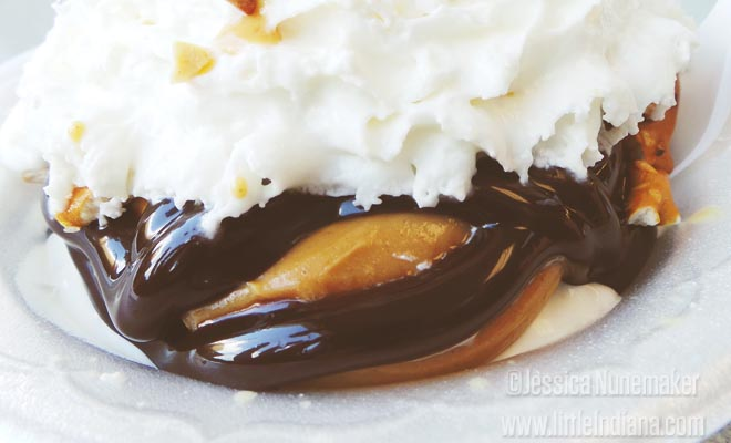 House of Flavors Cafe and Coffee Bar in Winchester, Indiana Dishes Out Amazing Sundaes
