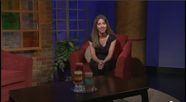 """Jessica Nunemaker shares Greencastle, Indiana on PBS' """"The Weekly Special."""""""