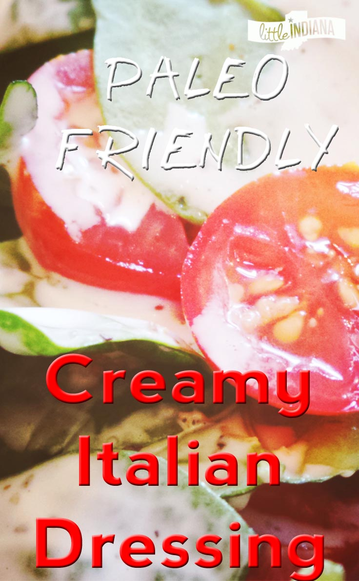 Creamy Italian Dressing Recipe