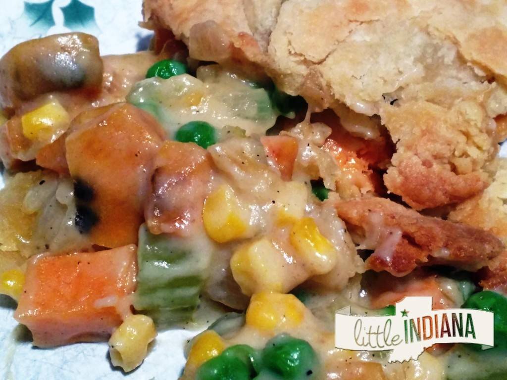 Sweet Potato Pot Pie Recipe